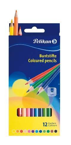 Farbstift 12er BS12LN Pelikan