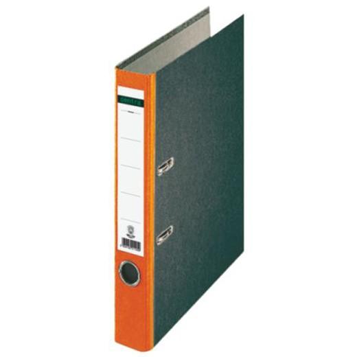 Centra® Standard Ordner 50mm mit Farbigem Rücken, Orange