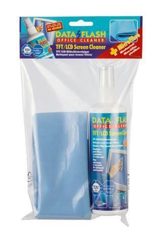 Reinigungsset 2 teilig für TFT LCD Plasma