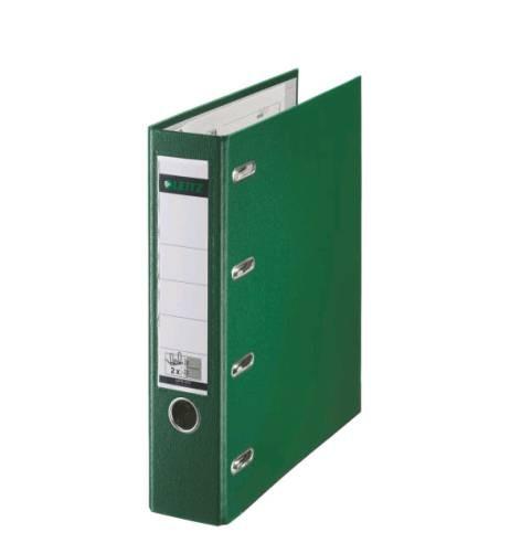 Doppel-Plastik-Ordner 1012 Color Grün