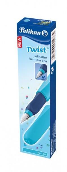 Füller Twist P457M blau blau Faltschachtel