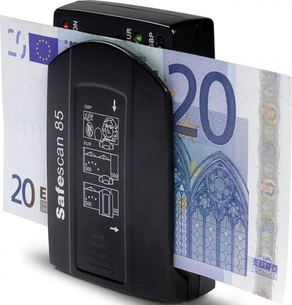 Geldscheinprüfgerät Safescan 85 schwarz