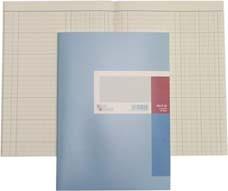 Spaltenbuch A4 32 Spalten 40Blatt Kopfleiste
