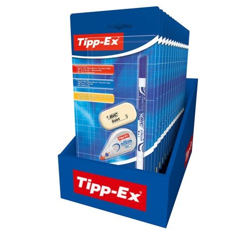 Tipp-Ex Korrektur Set Blister 3-teilig