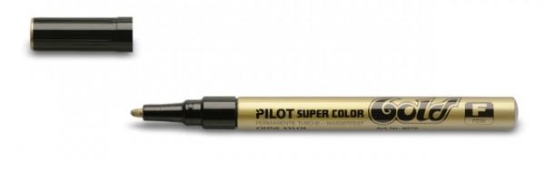 Lackmarker Pilot-Fein Gold 1,0Mm 4070 Scgf
