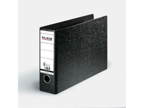 Ordner A4 quer breit schwarz