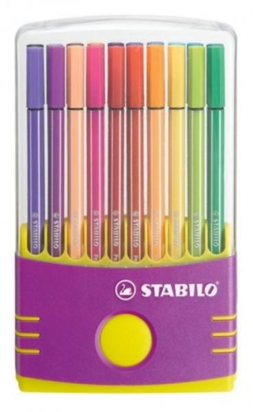 Stabilo-Pen 68 Color- Parade 20er in Kunststoff