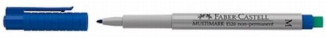 OH-Lux Folienschreiber M medium 152651 blau WL