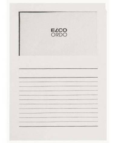 Projektmappe Elco Ordo Classico A4 120g weiss