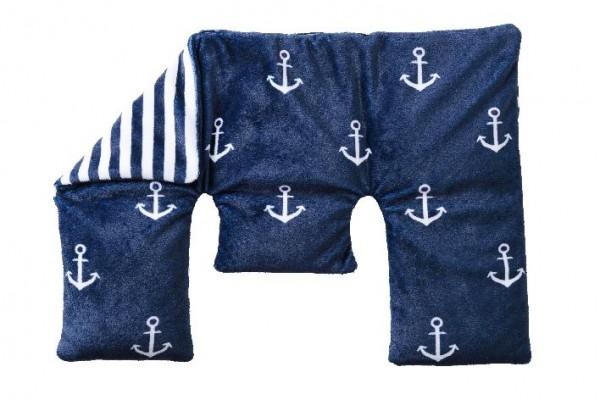 Wärme Nackenkissen Comfort Maritim mit