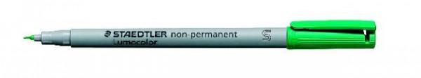 Lumocolor Folienschreiber Grün Superfein Wl 3115