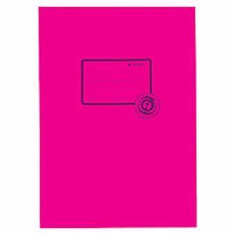 Heftschoner Recycling A4 Pink 5524