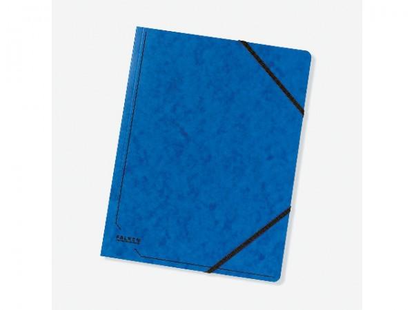 Eckspanner Colorspan A4 5er blau