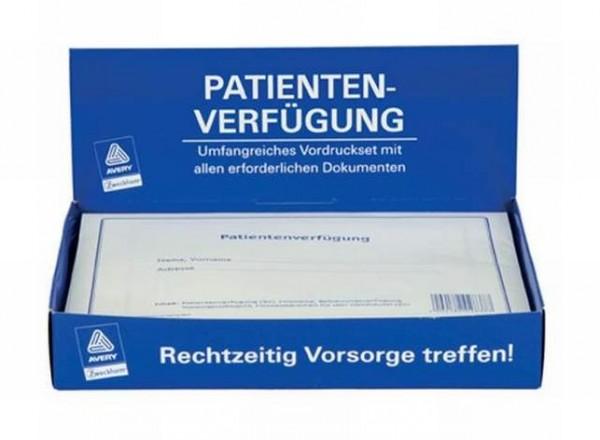 Patientenverfügung 2837 220x163mm Vordruckset