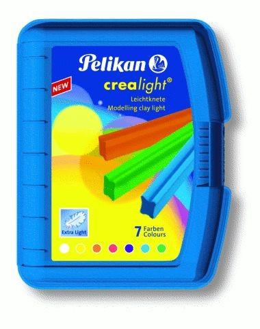 Leichtknete Crealight Blau