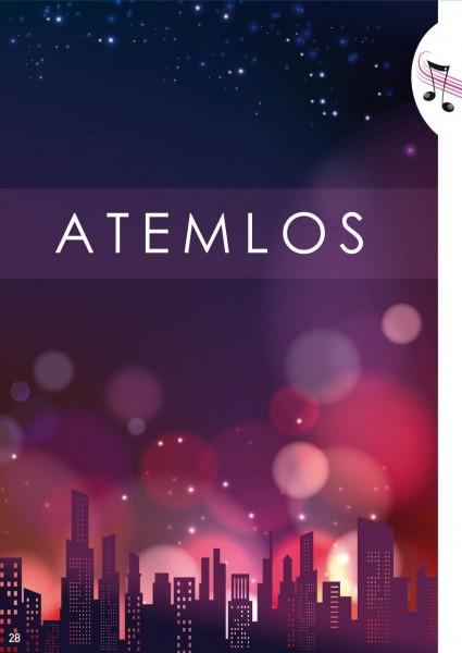 Geburtstagskarte mit Musik - Atemlos durch die Nacht - Sound,- Musikkarte