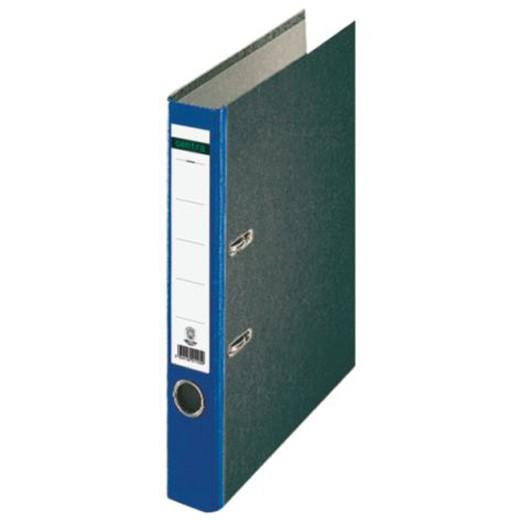 Centra® Standard Ordner 50mm mit Farbigem Rücken, Blau