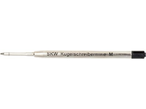 Kugelschreiber-Mine SKW Grossraummine M schwarz