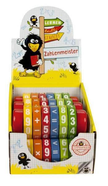 Zahlenmeister aus Holz Lernen leicht gemacht