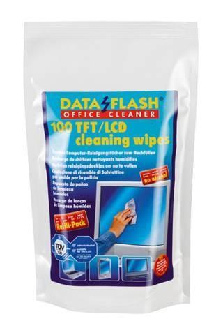 Reinigungstücher Refill Beutel TFT LCD