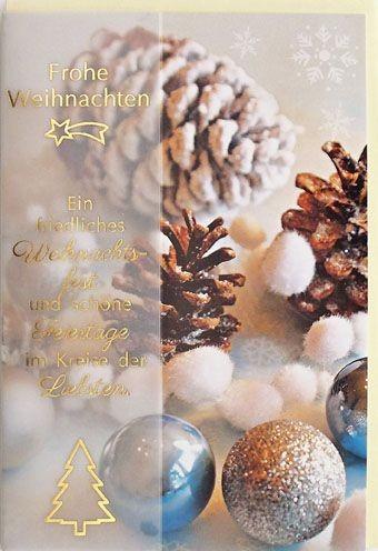Karte Gruß Weihnachten Lieber Weihnachtsmann
