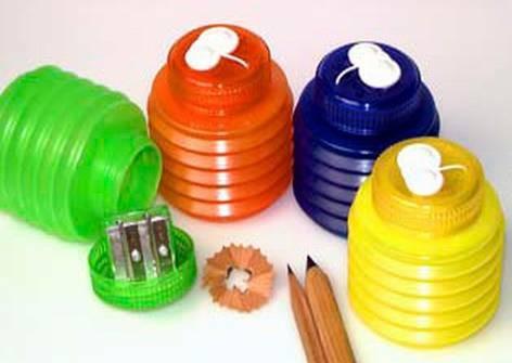 Dosenspitzer doppelt Softie Ice Zylinder Form