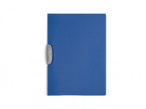 Klemm-Mappe Swingclip A4 30Bl transluzent blau