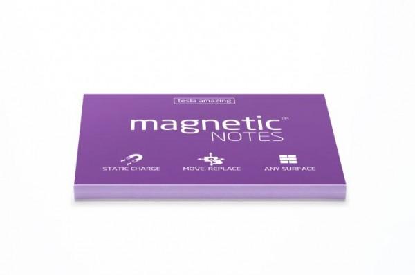 Haftnotiz Magnetic-Notes 100x70mm violett