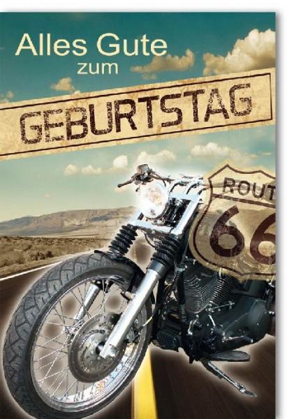 Karte Geburtstag Motiv 3 Klassiker Altes Auto Geburtstagskarten