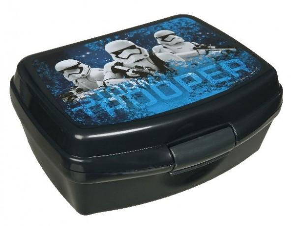 Brotdose Kunststoff Star Wars 17x13x7cm
