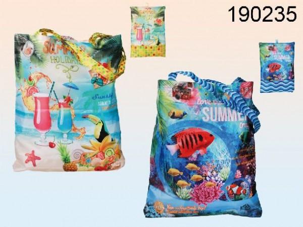 Einkaufstasche Polyester Summer mit passendem
