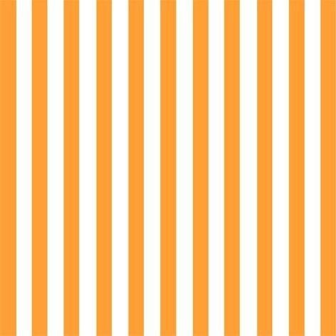 Serviette Party 33x33cm Streifen orange 20Stück