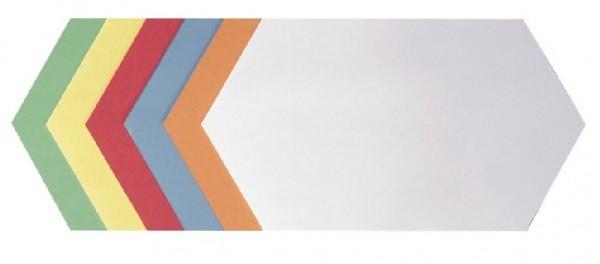 Moderationskarten 130g Königswabe 16,5x29,7cm