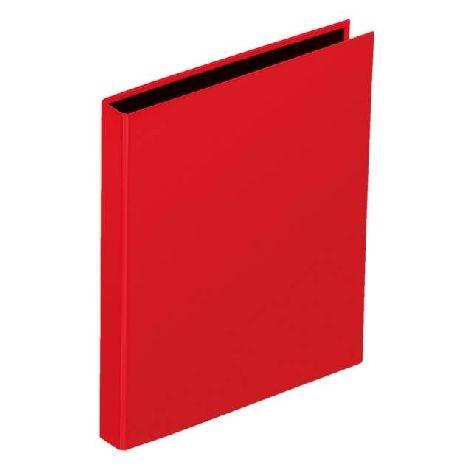 Ringbuch A4 4Ring 25mm Reißmechanik rot