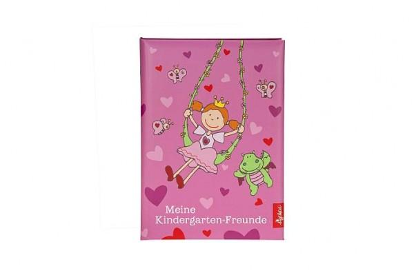 Freundebuch Kindergarten A5 Pinky Queen by Sigikid