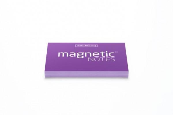 Haftnotiz Magnetic-Notes 70x50mm violett