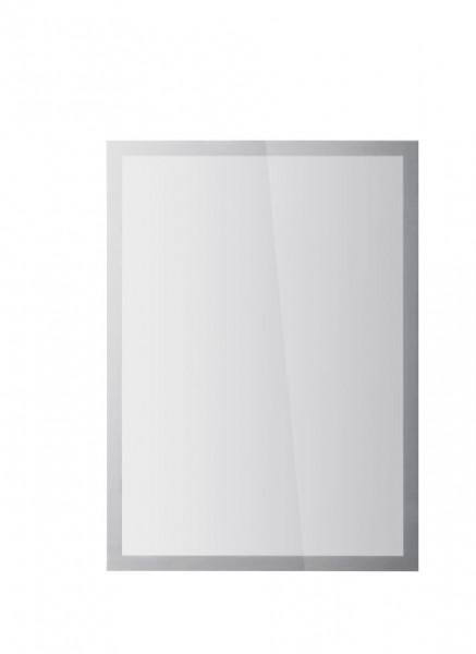 Präsentation-Magnetrahmen A3 silber Duraframe