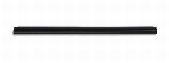 Klemm-Schiene 9mm schwarz 25Stück 2909-01