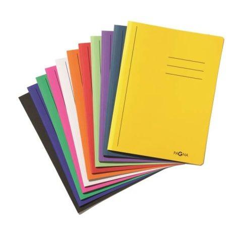 Schnellhefter Pappe A4 Intensiv orange 28005-12