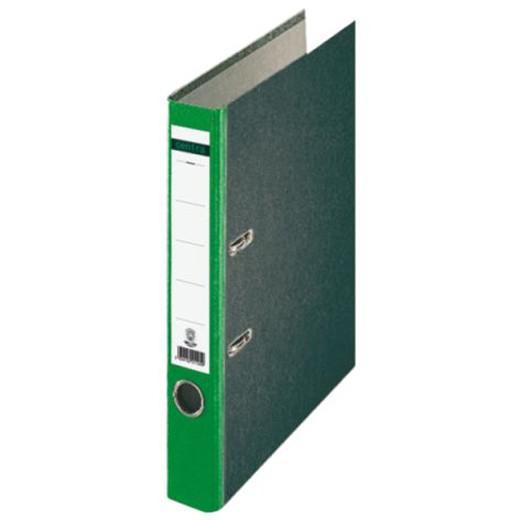 Centra® Standard Ordner 50mm mit Farbigem Rücken, Grün